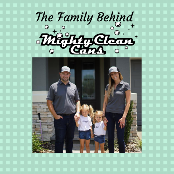 Mighty Clean Cans | Residential Trash Can Cleaning Service | Commercial Trash Can Cleaning Service | Clermont, FL